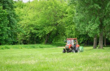 Kosilnice mulčerji za visoko travo