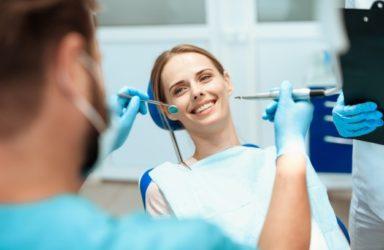Ukrepanje v primeru težav z zobmi